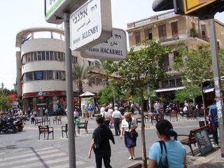 Tel aviv markets streets 044