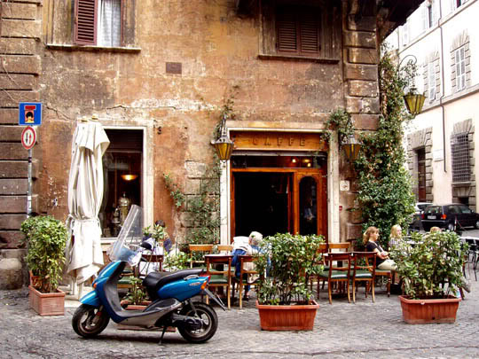 Rome_cafe