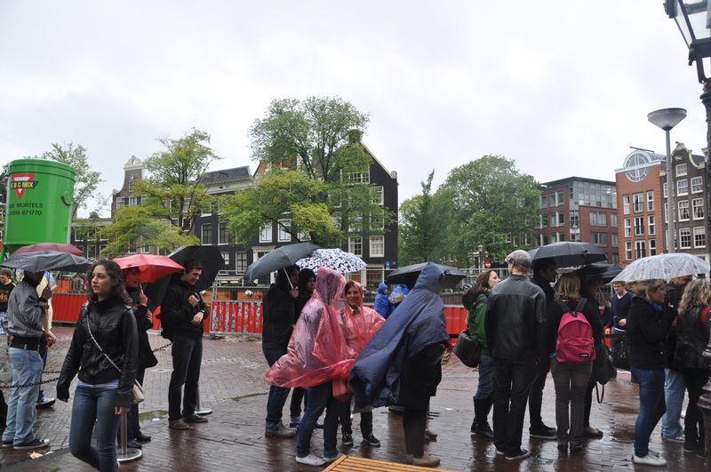 Amsterdam in the rain 025