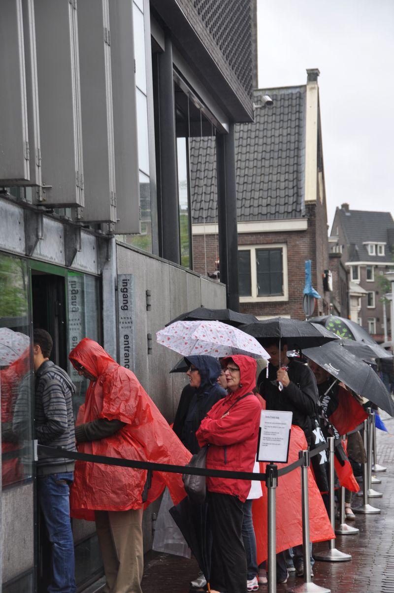 Amsterdam in the rain 016
