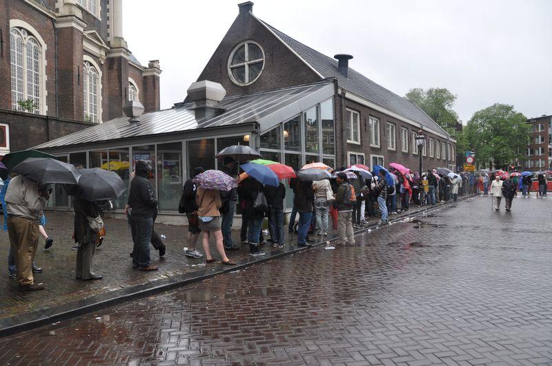 Amsterdam in the rain 031