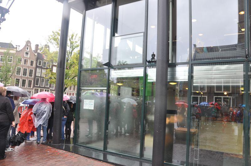 Amsterdam in the rain 021