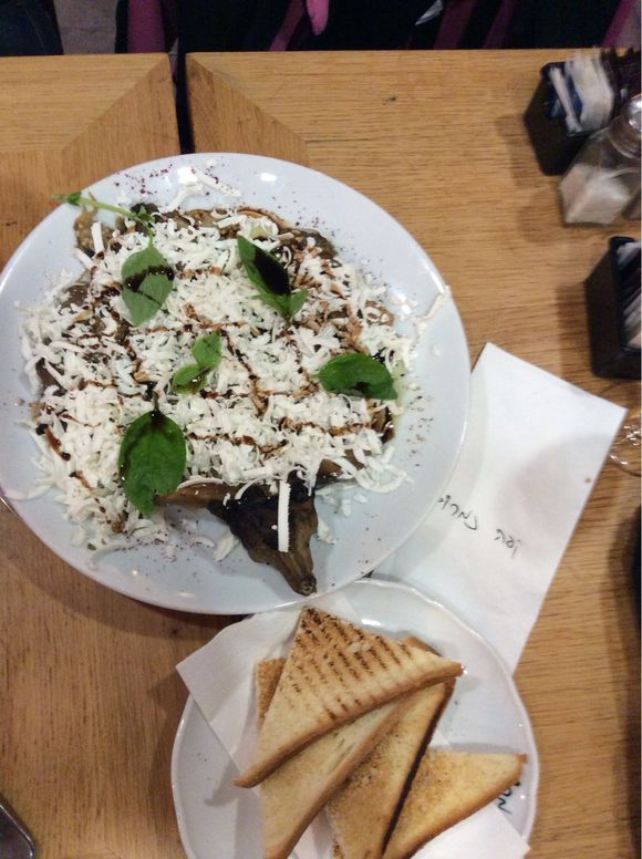 Cafe nimrod , tel aviv Israel