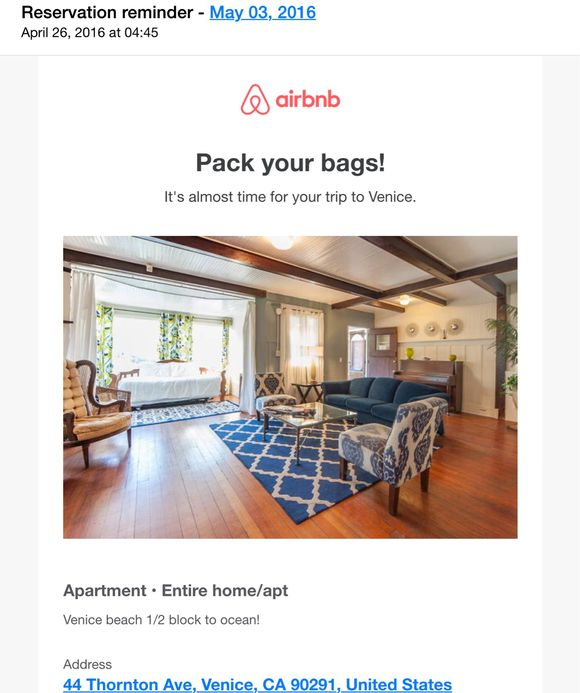 airbnb sight meet reality stay